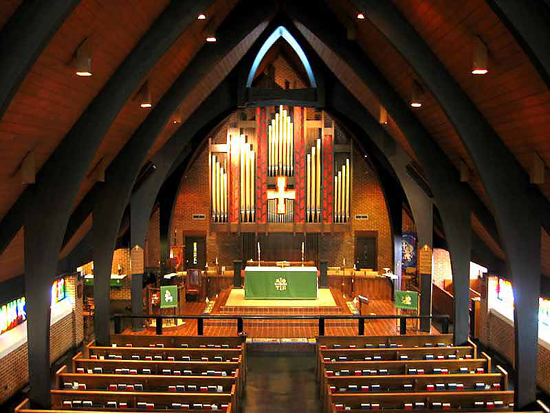 St Mark S Episcopal Church The American Guild Of Organists